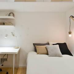 Dormitorios Juveniles : Dormitorios de estilo  de Dröm Living