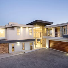 Residence Naidoo: Modern Houses By FRANCOIS MARAIS ARCHITECTS
