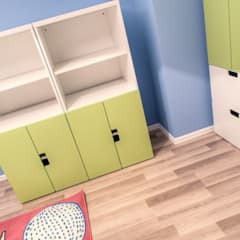 Nursery/kid's room by Perfect Space