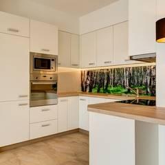 Bliżej Natury: styl , w kategorii Kuchnia zaprojektowany przez Perfect Space