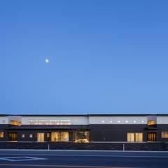 福祉の杜あゆむ: ARTBOX建築工房一級建築士事務所が手掛けた病院です。