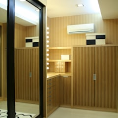 Dressing room by Design Spirits