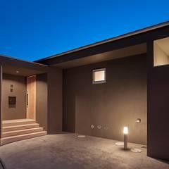 校舎がみえる小さな家: toki Architect design officeが手掛けた家です。