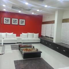 Residence at Vidisha:   by agnihotri associates,