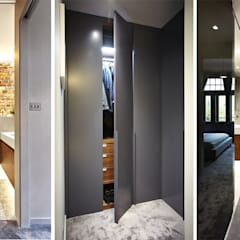 ST. KATHARINE DOCKS:  Bedroom by Landmass London