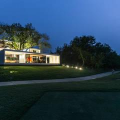 Contexto: Casas de estilo  de Yucatan Green Design