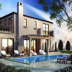 محلات تجارية تنفيذ Yantram Architectural Design Studio, حداثي
