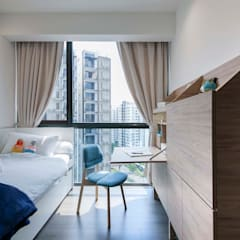WATERBAY:  Bedroom by Eightytwo Pte Ltd