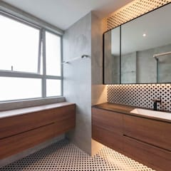 THE TESSARINA:  Bathroom by Eightytwo Pte Ltd,