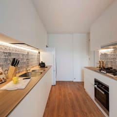 THE TESSARINA Minimalist kitchen by Eightytwo Pte Ltd Minimalist