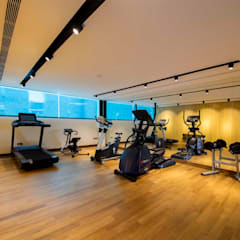 FRANKEL STREET:  Gym by Eightytwo Pte Ltd