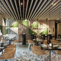 Modern gastronomy by Tralhão Design Center Modern