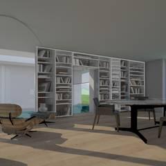 Villa moderna: Case in stile  di Fabio Carria