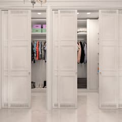 classic Dressing room by GM-interior