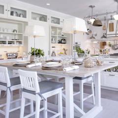 آشپزخانه توسطDEULONDER arquitectura domestica