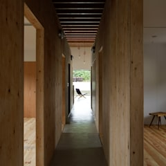 LOFT HOUSE: 株式会社CAPDが手掛けた廊下 & 玄関です。