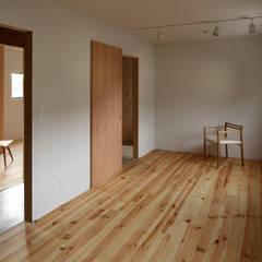 LOFT HOUSE: 株式会社CAPDが手掛けた寝室です。
