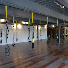 Gym by VMArquitectura,