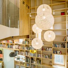 영종도 북 하우스: KDDH Architects의  방