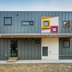 Garage/shed by KDDH Architects