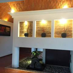 راهرو by AMG Arquitectura Integral