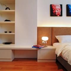 Retro Chic | CONDOMINIUM:  Bedroom by Design Spirits