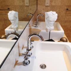 Retro Chic | CONDOMINIUM:  Bathroom by Design Spirits