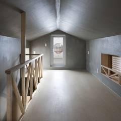망원동 쌓은집: 에이오에이 아키텍츠 건축사사무소 (aoa architects)의  아이방