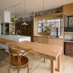 Dining room by スタジオ・スペース・クラフト一級建築士事務所