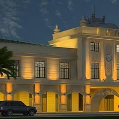 Centros comerciales de estilo  por ARTIBODRUM MİMARLIK MÜH.İNŞ.TAAH.TİC.LTD.ŞTİ