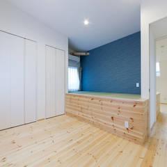 子供部屋: 中村建築研究室 エヌラボ(n-lab)が手掛けた子供部屋です。