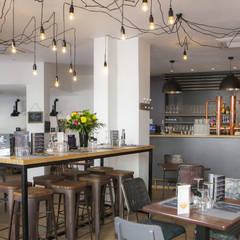 Bar LF: Bars & clubs de style  par SLAI