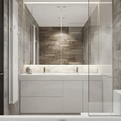 Bathroom by ZIKZAK architects