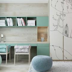 Phòng trẻ em by ZIKZAK architects