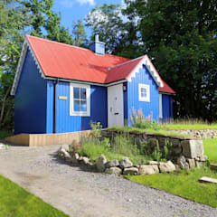 One Bedroom Bespoke Wee House:  Houses by The Wee House Company
