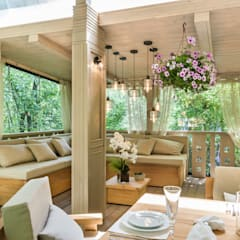 Terrace by Tony House Interior Design & Decoration