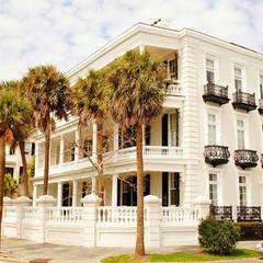 Perfect retirement home:  Patios & Decks by Josh @ Homify.com.my