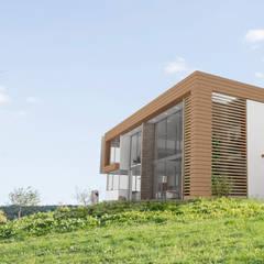 Casa Dapa LM: Casas de estilo  por COLECTIVO CREATIVO