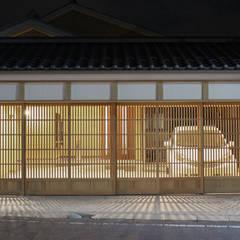 Garasi oleh 真島瞬一級建築士事務所, Modern