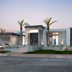 منازل تنفيذ Elias Braun Architecture , حداثي