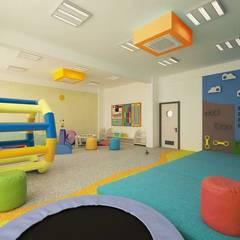 Escuelas de estilo  por Ofis 352 Mimarlık Hizmetleri