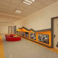 Schools توسطOfis 352 Mimarlık Hizmetleri, مدرن