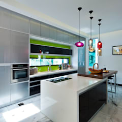 Contemporarily Dashing | BUNGALOW:  Kitchen by Design Spirits