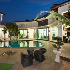 Contemporarily Dashing | BUNGALOW:  Terrace by Design Spirits, Modern