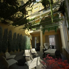 Terrace by Architetto Silvia Giacobazzi