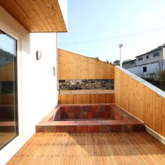 Kolam Renang by 주택설계전문 디자인그룹 홈스타일토토