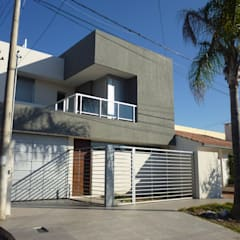 منازل تنفيذ VHA Arquitectura