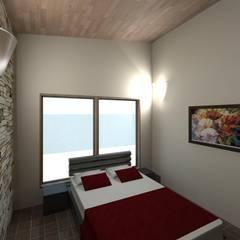 dormitorio 2: Anexos de estilo  por Diseño Store
