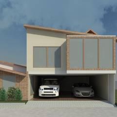 frente : Anexos de estilo moderno por Diseño Store