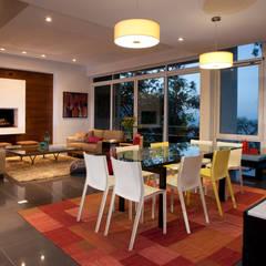 غرفة السفرة تنفيذ Local 10 Arquitectura